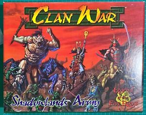 Shadowlands Army Expansion Box  ( Clan War: Legend Of The Five Rings )