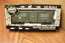 MODEL POWER/MRC U.S. ARMY AMMUNITION BOX CAR HO SCALE