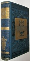SIR WALTER SCOTT! VICTORIAN BINDING!non leather Illustrated ANTIQUARIAN GIFT!old