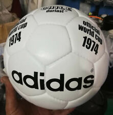 Adidas Chile Durlast Genuine Leather ® Official Match Ball World Cup 1974