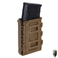 TMC Rifle Magazine Pouch Mag Carrier Molle Mag Pouch 5.56 7.62 Airsoft Gear Army