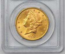 20 Dollars GOLD USA 1900 Liberty Head PCGS MS62 selten
