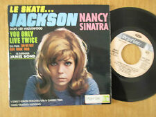 Nancy Sinatra -  Le Skate... Jackson / You Only Live Twice - FRENCH EP P/S 1967