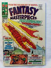 FANTASY MASTERPIECES #11 (Marvel, 1967) Last Issue! FN/VF 7.0