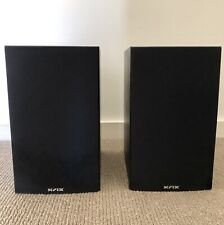 Krix Equinox V2 Bookshelf Speaker Pair