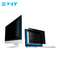 EPHY Anti-Glare Privacy Filter 4 in 1 Screen Protector Laptop TFT Monitor Screen