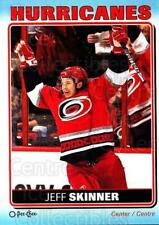 2012-13 O-Pee-Chee Stickers #21 Jeff Skinner