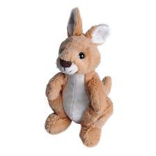 Hug Ems Kangaroo Plush Toy - Wild Republic
