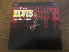 "Elvis Presley ""From Elvis In Memphis"" RCA Mini LP Card Sleeve NEW CD (16 Tracks)"