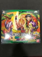 Dragon Ball Super TCG Miraculous Revival Booster Box Factory Sealed