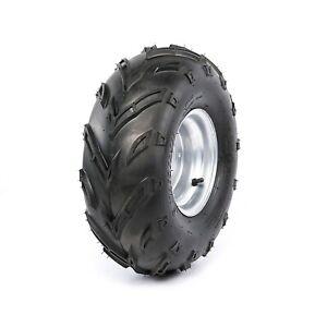 16X8 - 7 inch 4 Stud Wheel Rim Tyre 16x8-7 110cc 125cc Quad Bike ATV Buggy