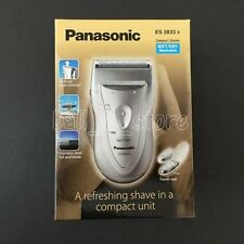 100% Genuine Panasonic ES-3833 Compact Travel Men's Shaver Battery Operated