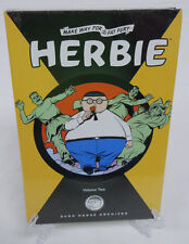 Herbie Archive Edition Volume 2 Dark Horse Comics Hard Cover HC New Sealed