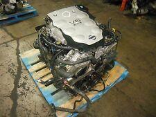 JDM VQ35DE INFINITY G35 3.5L Engine 350z Infiniti Motor Infiniti G35 Automatic