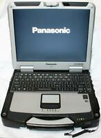 MK5 Panasonic Toughbook CF-31 Intel i5 5th 12GB 256GB GPS WWAN Gobi Webcam 5kHrs