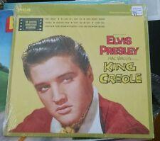 "RCA/Victor LSP-1884(e) Elvis Presley - King Creole 1958 12"" 33.3 ""SEALED"" MT d39"