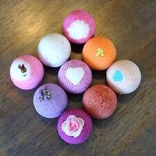 BATH BOMB FIZZY Set of 9(2.5oz) Valentine Day Gift Premium Quality Gift Ready