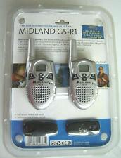 Handfunkgeräteset  Midland / Alan G5  - PMR Transceiver - OVP