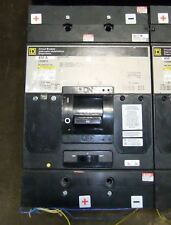 Square D Circuit Breaker 450A 519568P15