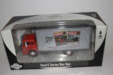ATHEARN FORD C SERIES BOX VAN TRUCK, CLASSIC TOY TRAINS, O SCALE / 1:50, BOXED