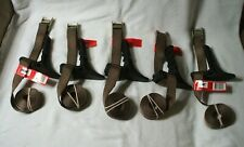 """Ameristep 155 Tree Steps Lot Of 5 Steps w/ Straps -""""New Old Stock"""" Non-recall"""