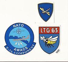 NATO Militaria Patches