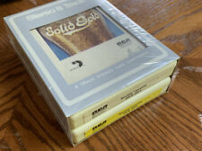 Solid Gold 8 track tapes tested 2 Tape Set W/ Sleeve