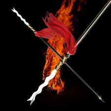 Carbon Steel blade sword pike lance Zhang eight snake lance ZhangBaSheMao #0098