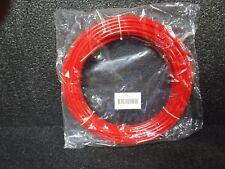 "Tubing,3/8"" OD,Nylon,Red,100 Ft, 2VDX2,(MG)"