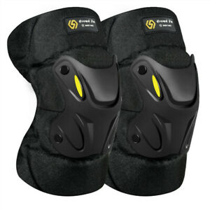 Cycling Knee Pads Elbow Guards Set Skate Scooter MTB Mountain Bike Protector UK