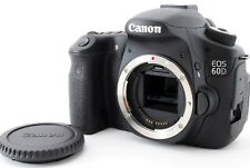 NEAR MINT Canon EOS 60D 18.0 MP Digital SLR Camera Body Free Ship JPN 062746Q