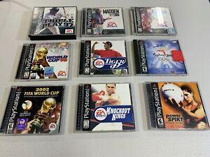 Sony Playstation 1 Games Bundle