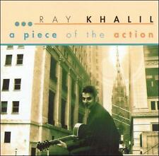 RAY KHALIL - A PIECE OF THE ACTION USED - VERY GOOD CD