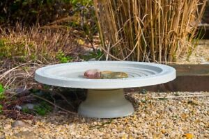 Shenstone Theatre Bird Bath & Drinker | Wild Birds Garden Eco Light Water Table