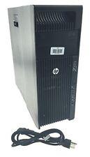EXCELLENT HP Z620 Workstation 2.0GHz 8-Core Xeon E5-2650 500/16GB NVS 510 No OS