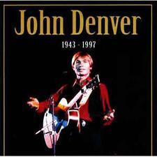 John Denver. ' IN MEMORY, 1943 - 1997 '  RARE CD / An Evening With John Denver