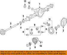 GM OEM Rear-Axle Shafts 23199121