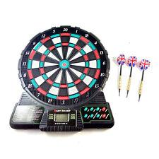 Hot Selling LED Display 6 darts Electronic Dart Board Score FGFG-8