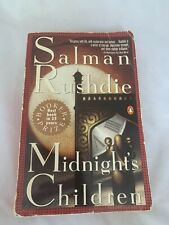 Midnight's Children by Salman Rushdie (1991, Trade Paperback)