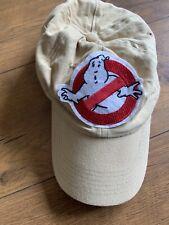 rare officiel écharpe et chapeau Set nouveau sur cintre enfant taille 1989 Ghostbusters II 2
