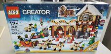 LEGO CREATOR SANTA'S WORKSHOP #10245 BRAND NEW MINT IN SEALED BOX / NO RESERVE