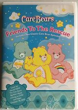 Carebears DVD Friends to the Rescue 2 Classic Episodes