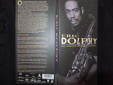 RARE COFFRET 9 CD ERIC DOLPHY / THE COMPLETE PRESTIGE RECORDINGS /