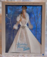 2003 Holiday Visions Winter Fantasy Special Edition Holiday Barbie Doll Mattel