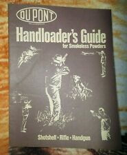 DuPont Handloader's Guide for Smokeless Powders 1978