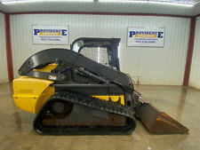 2012 New Holland C238 Skid Steer Loader With Orops Manual Quick Attach