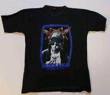 "Vtg Deadstock Nirvana Kurt Cobain Memorial ""suicide solution"" Tshirt Ds"