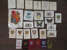 1915 Canadian Silks with MAIL IN PREMIUM COUPONS AND Redemption Silk