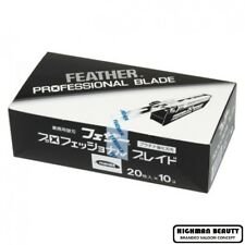 Feather  Artist Club PB20 Professional  20PcsX10BOX  200 Blade  MADE IN JAPAN