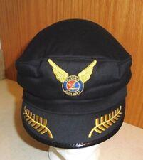 61061f56992 ALASKA AIRLINES SOUVENIR PILOT CREW KIDS CHILD CAP HAT